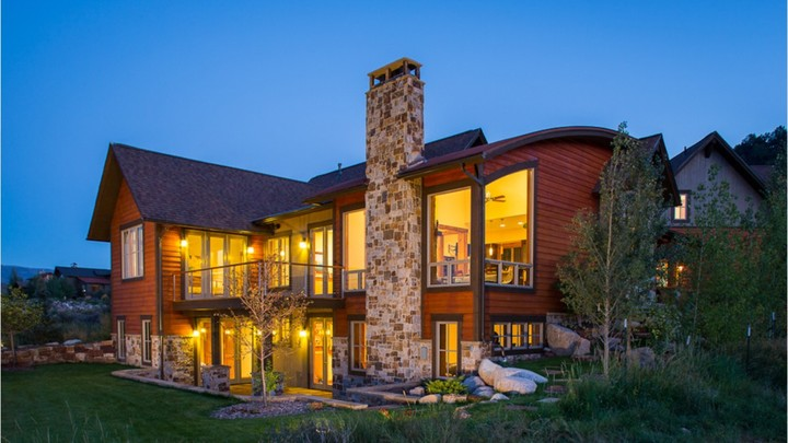Vail Co luxury home architect